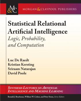 Statistical Relational Artificial Intelligence - Luc De Raedt Synthesis Lectures on Artificial Intelligence and Machine Learning