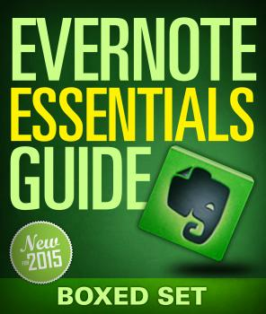 Evernote Essentials Guide (Boxed Set) - Speedy Publishing