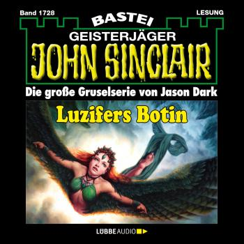 John Sinclair, Band 1728: Luzifers Botin - Jason Dark