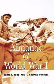 Almanac of World War I - David F. Burg