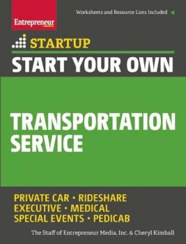 Start Your Own Transportation Service - Cheryl Kimball StartUp Series