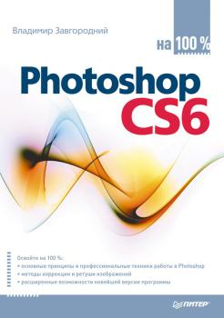Photoshop CS6 на 100% - Владимир  Завгородний На 100% (Питер)