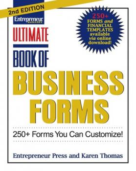 Ultimate Book of Business Forms - Karen Thomas Ultimate Series