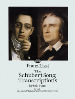 The Schubert Song Transcriptions for Solo Piano/Series I - Ференц Лист Dover Music for Piano