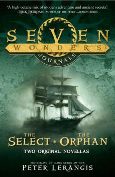 The Select and The Orphan - Peter  Lerangis