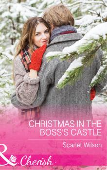 Christmas In The Boss's Castle - Scarlet  Wilson