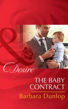 The Baby Contract - Barbara Dunlop