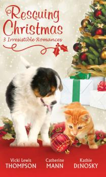 Rescuing Christmas: Holiday Haven / Home for Christmas / A Puppy for Will - Kathie DeNosky