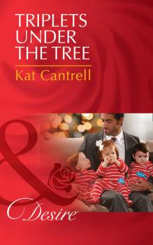 Triplets Under The Tree - Kat Cantrell