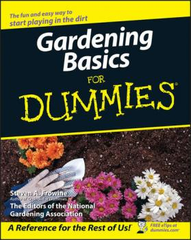 Gardening Basics For Dummies - Steven Frowine A.