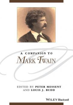 A Companion to Mark Twain - Peter  Messent