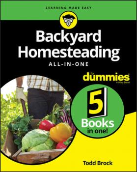 Backyard Homesteading All-in-One For Dummies - Todd  Brock