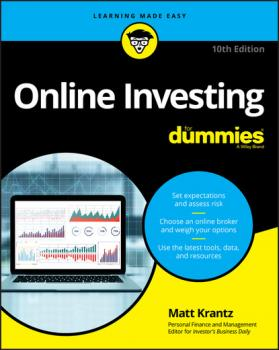 Online Investing For Dummies - Matthew Krantz