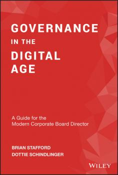 Governance in the Digital Age - Brian Stafford