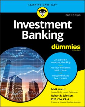 Investment Banking For Dummies - Matthew Krantz