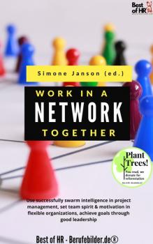 Work Together in a Network - Simone Janson