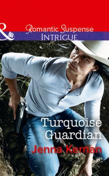 Turquoise Guardian - Jenna Kernan Mills & Boon Intrigue
