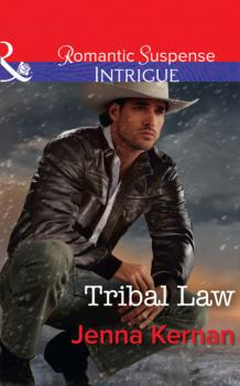Tribal Law - Jenna Kernan Mills & Boon Intrigue