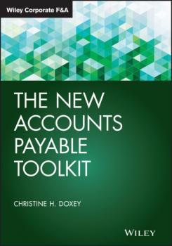 The New Accounts Payable Toolkit - Christine H. Doxey