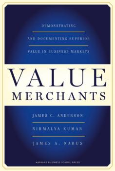 Value Merchants - Nirmalya Kumar