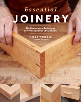 Essential Joinery - Marc Spagnuolo