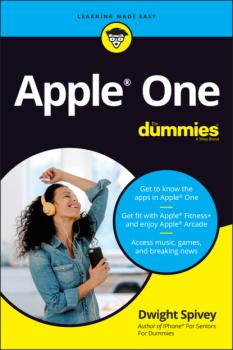 Apple One For Dummies - Dwight Spivey