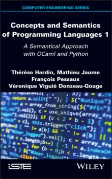 Concepts and Semantics of Programming Languages 1 - Therese Hardin