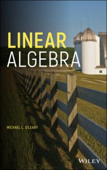 Linear Algebra - Michael L. O'Leary